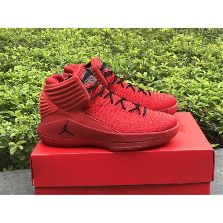 "Air Jordan XXXII 32代 \""Rosso Corsa\"" 賽車紅 AH3348-601"