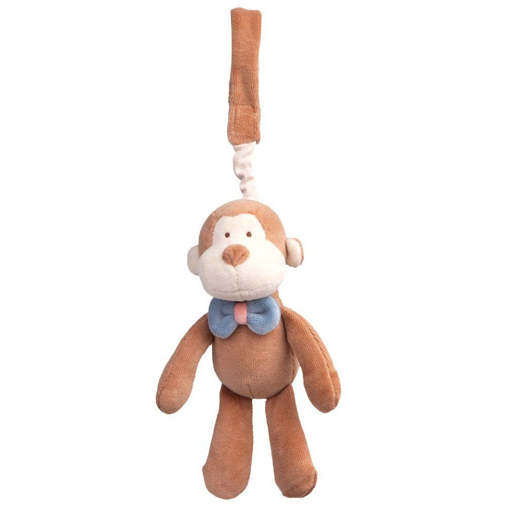 MIYIM有機棉吊掛娃娃 - 布布小猴
