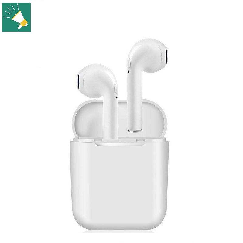 i9S tws 藍牙 耳機 IPHONE 安卓 雙耳通話 無線 耳塞掛耳  藍芽 【保固一年】