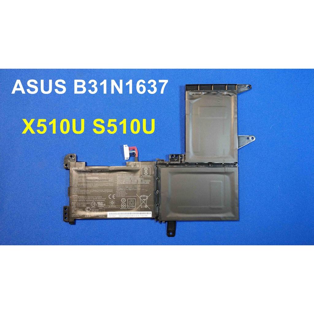 ☆TIGER☆ASUS vivobook S15 A510 A510U S510UQ B31N1637 原廠電池