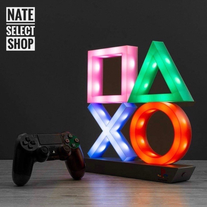 官方授權!超讚的Playstation Icons Light XL🤩男友最愛的禮物們!