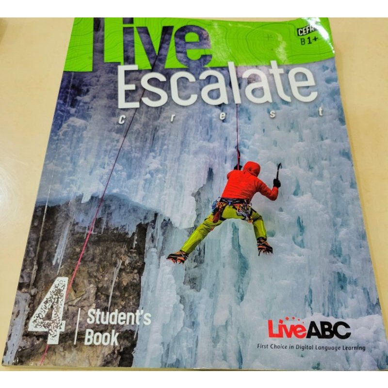 Live Escalate Crest 4 (B1+)