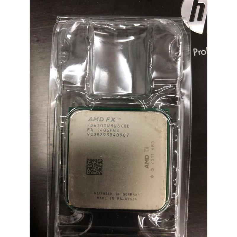 中古 二手 便宜賣 AMD FX-6100 6300 4100 4130 8120 AM3+腳位