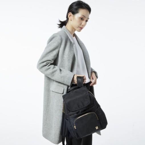 ☆SUMDEX☆人體工學設計 高級後背包 網路最低價 經典 商務 後背包 都會 時尚 平板包 筆電包 765BK 黑色