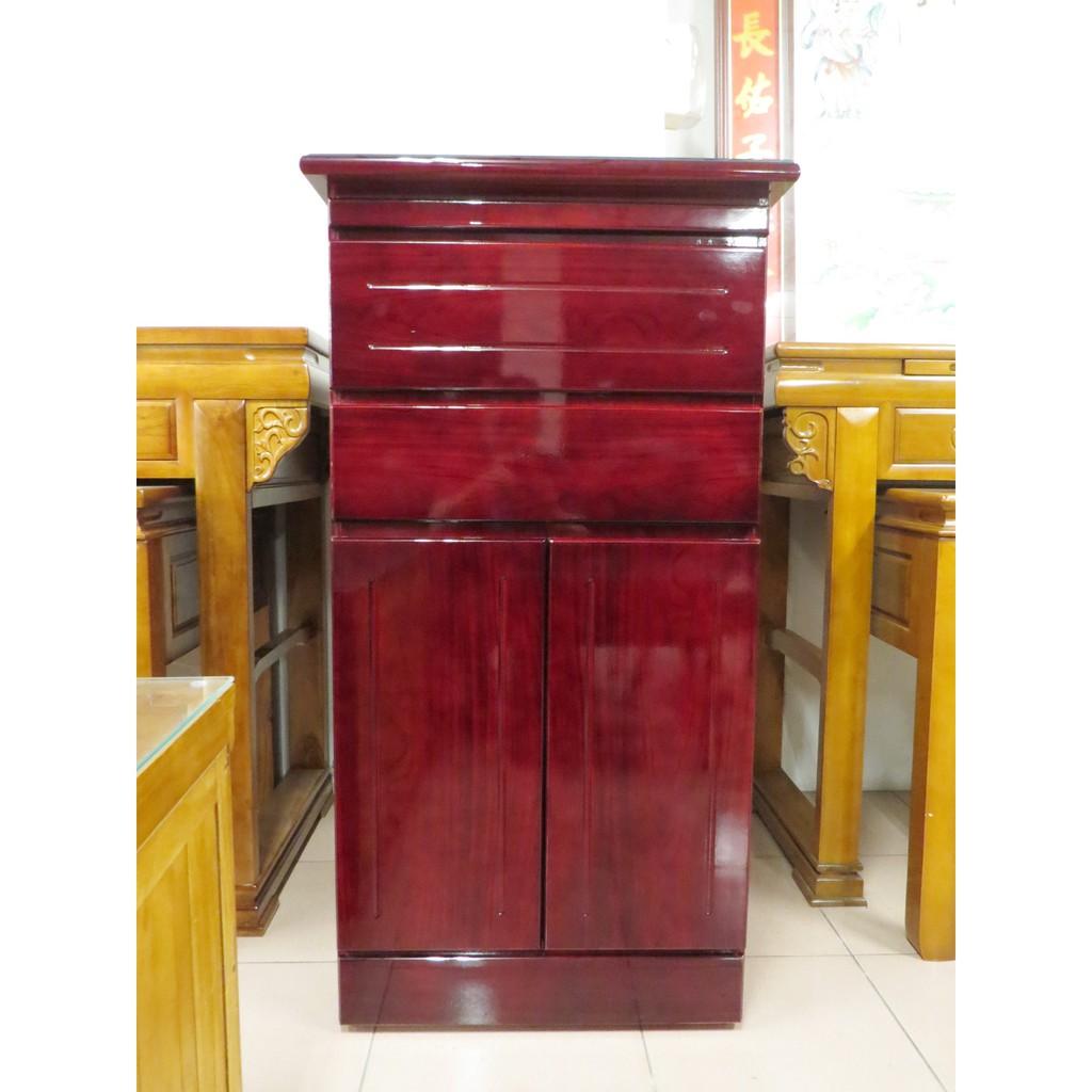 光南家具-2.2尺公媽桌(夾板款)