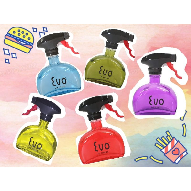 <只賣現貨> 全新Evo oill sprayer 玻璃噴油瓶