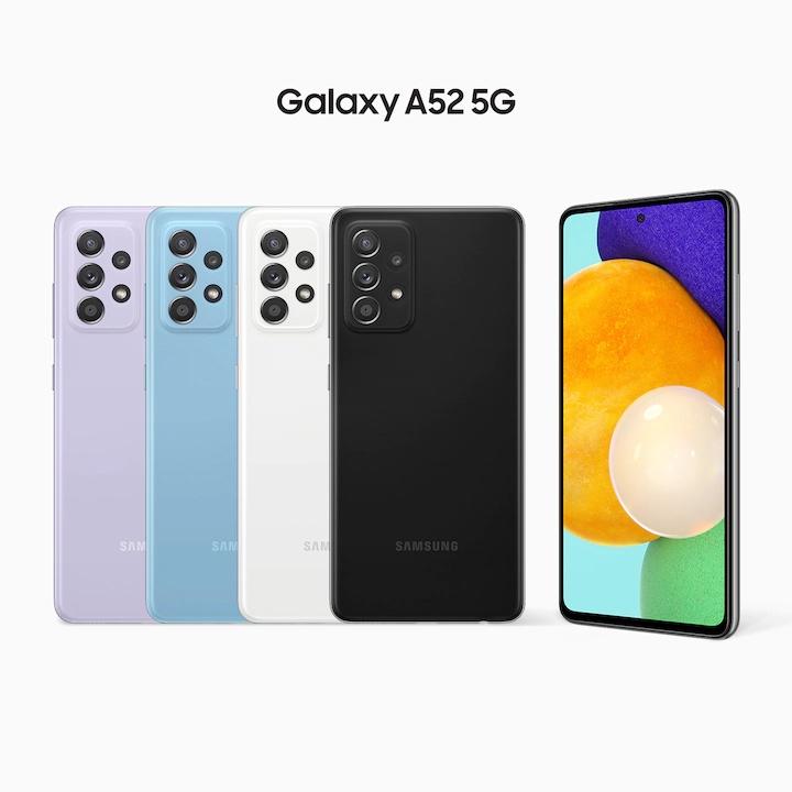 SAMSUNG Galaxy A52 (8G/256G) 5G智慧型手機 【Dolly珠寶】