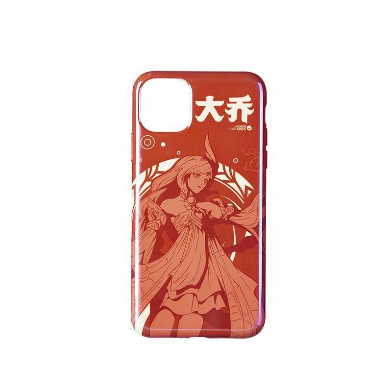 【YU漫 二次園】王者榮耀 滄海之曜大喬藍光手機殼 iPhone 11