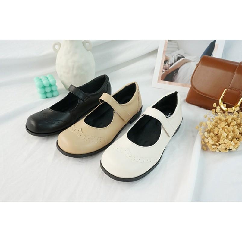 圓頭壓紋平底鞋✨預購款✨