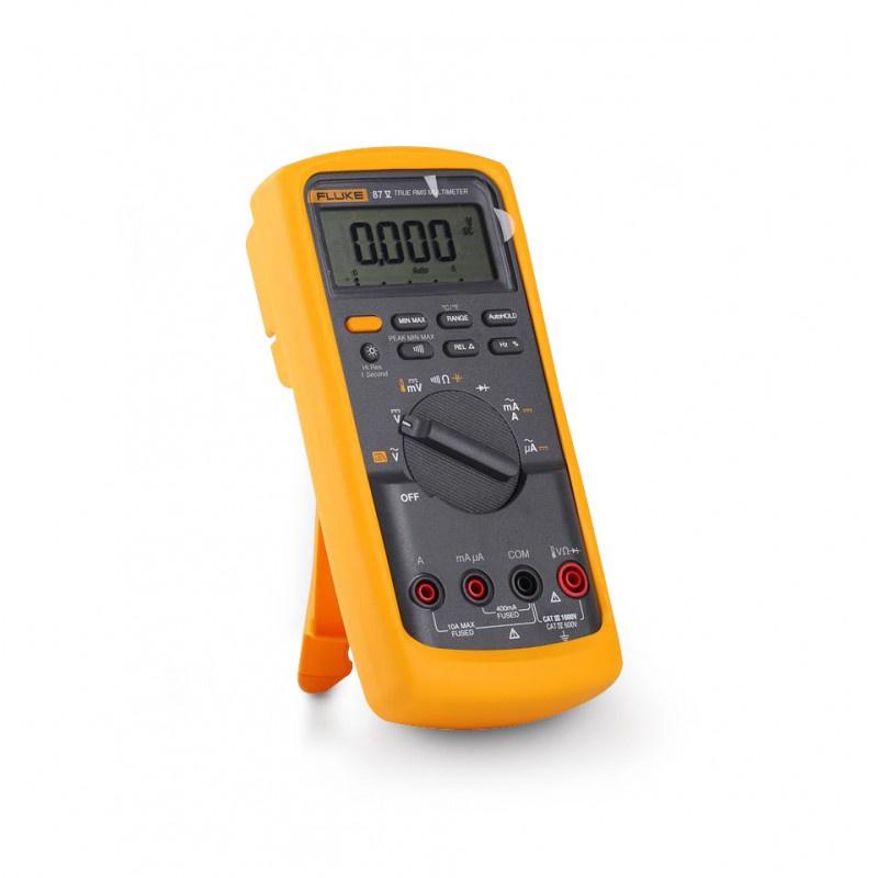 京港電子⚡Fluke 87V-5 專業精密數位萬用錶