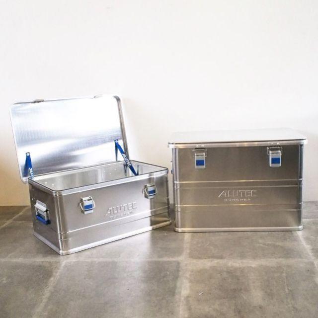 德國 ALUTEC 鋁箱 COMFORT-Serie 系列