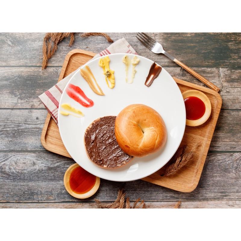 好市多貝果🥯自己手做早餐
