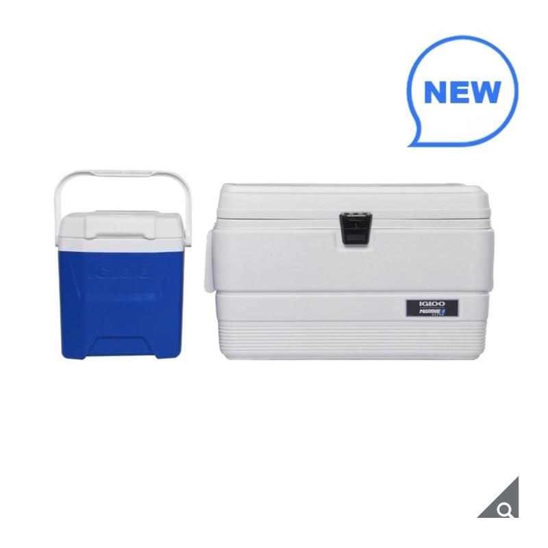 Igloo 美國製 52&11公升雙冰桶組