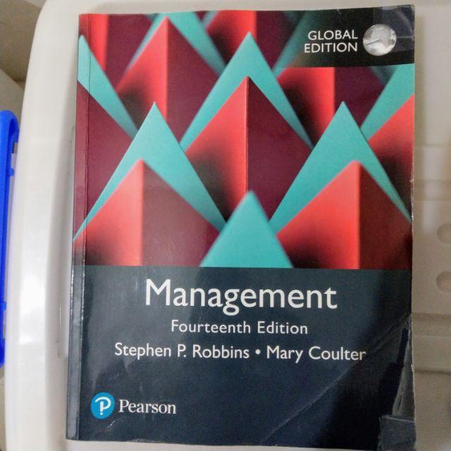 管理學第14版原文書