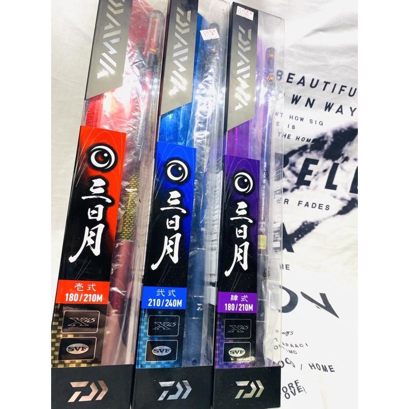 🐮牛小妹釣具🐮 DAIWA 三日月 壱式 壹式 弐式 貳式 肆式 日本品牌 釣蝦 泰國蝦 蝦竿