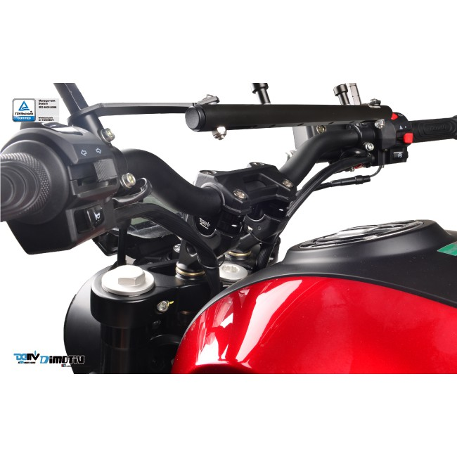 【R.S MOTO】BENELLI LEONCINO 250 車手加高座 (加高20mm) DMV