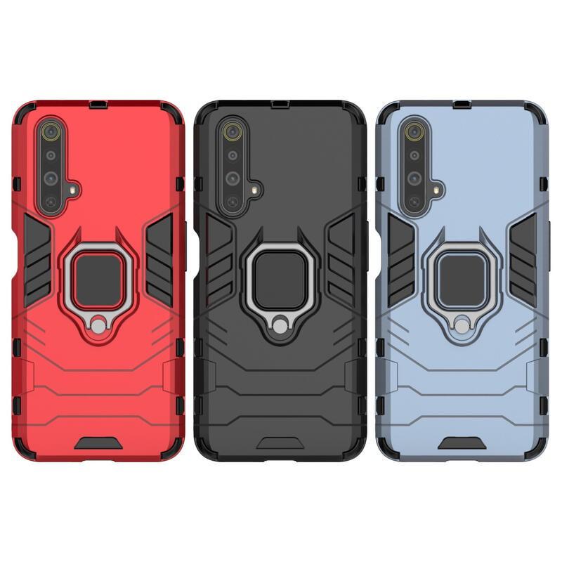 指環扣四邊軟殼 realme GT C21 C3 XT X3 X7 X50 5 Pro 6 7 鏡頭保護殼套 防摔手機殼