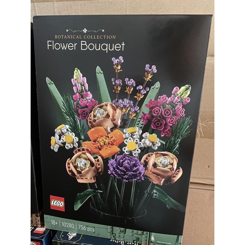 大黑玩具 Lego 樂高 10280 創意系列 花束 Flower Bouquet 全新現貨