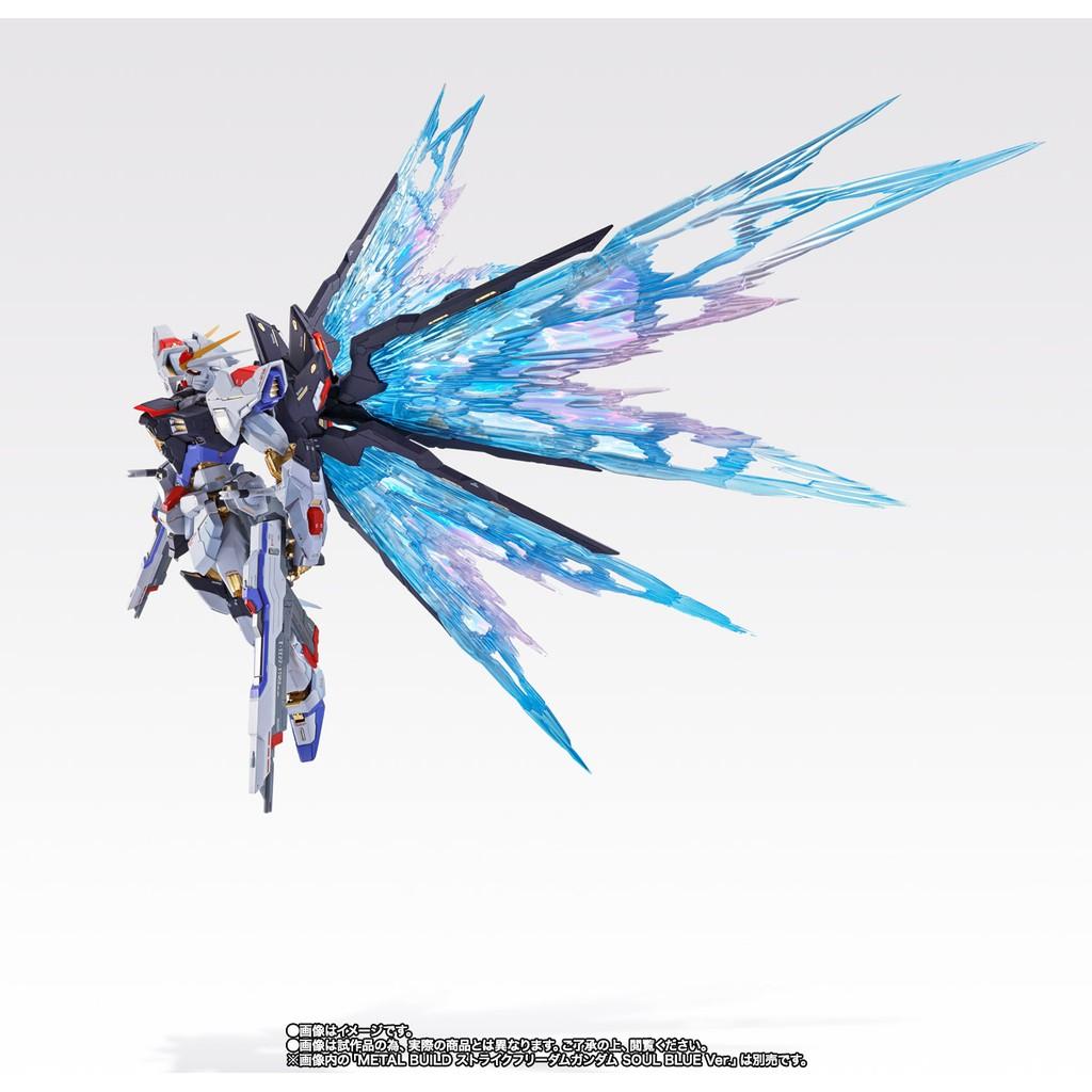 日版現貨 metal build 魂藍攻擊自由光之翼