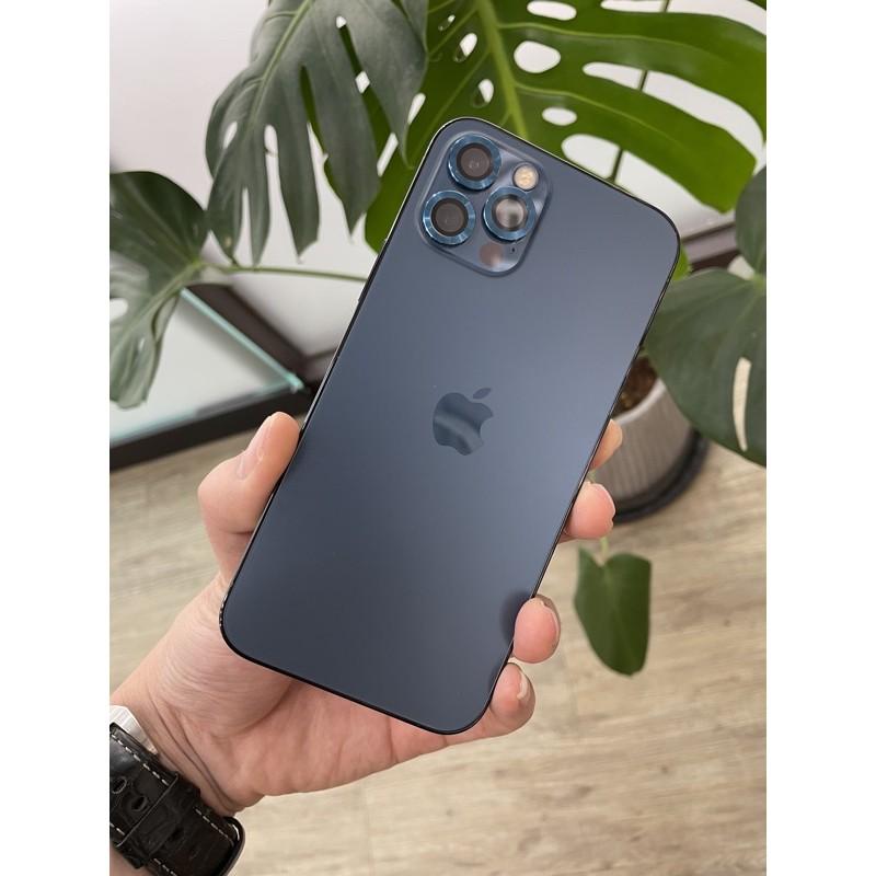中古二手iPhone 12 Pro 藍色 有盒子