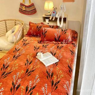 珊瑚法蘭絨床笠單件加厚床罩床套床墊保護罩兒童1  / 2.5米1  / 2.~ BmaA 桃園市