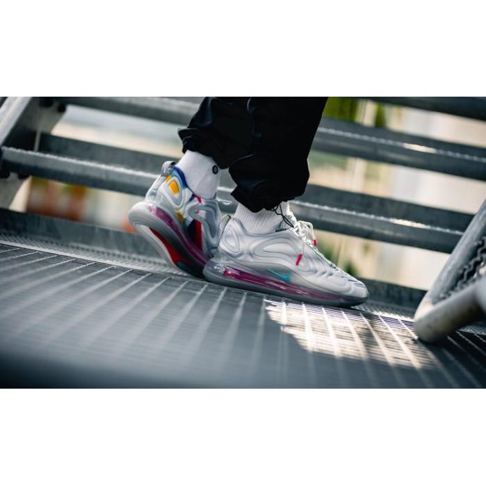 思思☆NIKE AIR MAX 720 PRIDE 大氣墊 慢跑 男女鞋 AO2924-011 休閒鞋 運動鞋