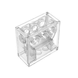 訂單滿199出貨國產積木科技零配散件6588兼容樂高32239透明4142824渦輪箱齒輪箱