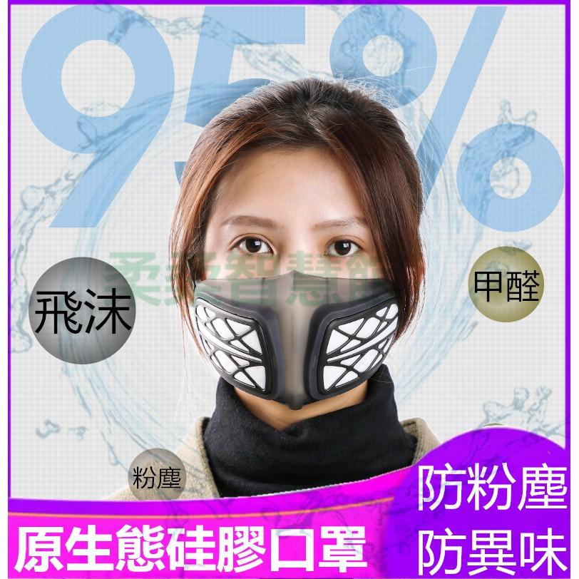 台灣出貨 防飛沫口罩 防塵口罩 防毒面罩 防護面罩 防霧霾 95%級防護口罩 防霧霾口罩 防細菌口罩 電動口罩透氣口罩