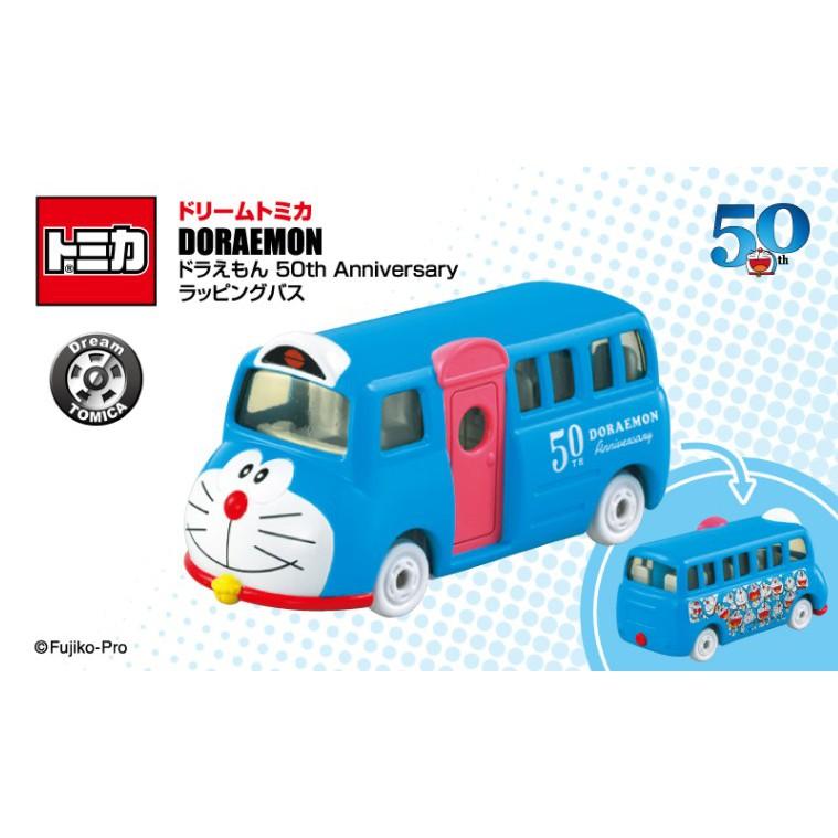 【現貨】日本 TOMICA 多美 NO.158  Doraemon 小叮噹 哆啦A夢 巴士 多美小車