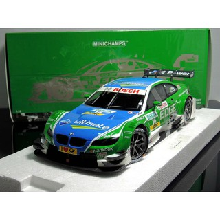 【M.A.S.H】現貨特價 Minichamps 1/ 18 BMW M3 No.16,  DTM 2012 新竹縣