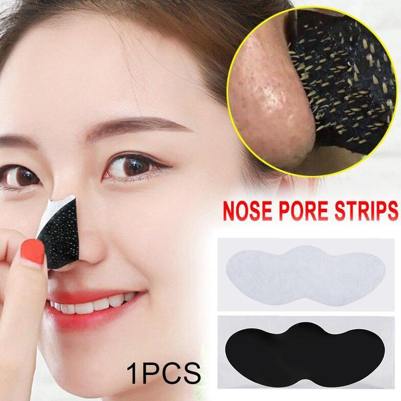 T ZONE 可用的黑頭鼻貼鼻黏膜深層清潔 T 區高效皮膚護理