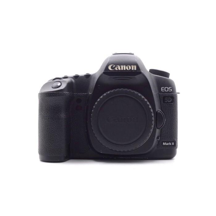 【莫比爾3C】Canon EOS 5D Mark II 5D2 單機身 二手 全片幅 單眼相機 #57565