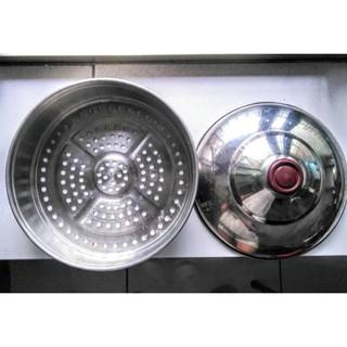 不鏽鋼蒸籠層 +不鏽鋼蒸籠鍋蓋 28cm 台中市