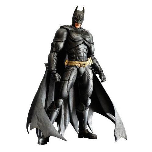 Play Arts 改 2014 The Dark Knight Batman 黑暗騎士 黎明升起 蝙蝠俠 DC