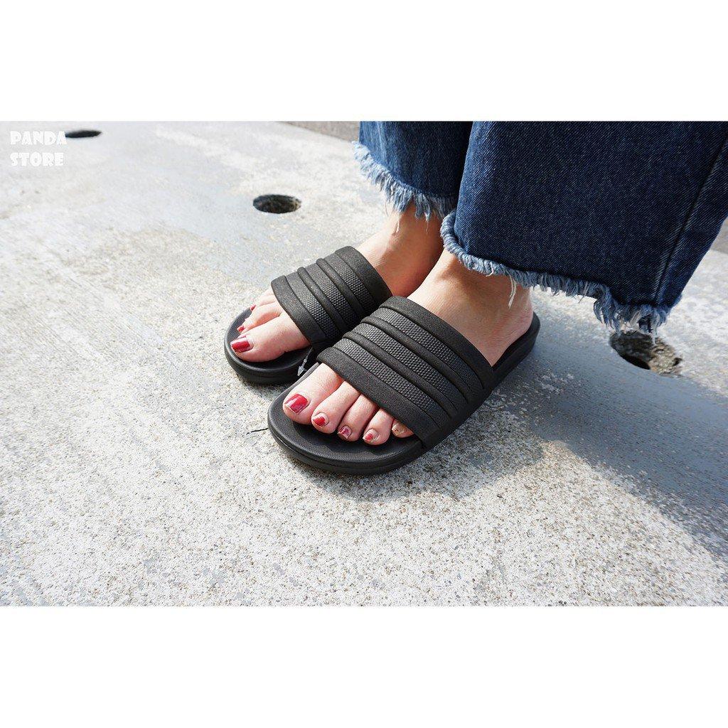 Adidas Adilette CF+ Slides 拖鞋 S82137  男女鞋 全黑 軟底