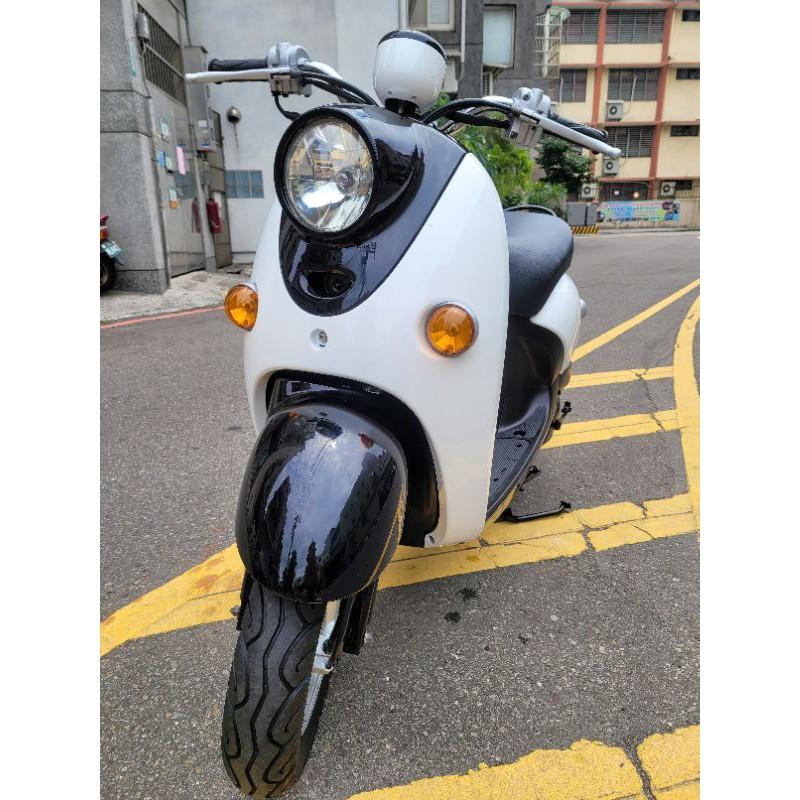 冠利車業 YAMAHA 超強代步 VINO 50cc 綠牌 中古機車 二手機車  小50 分期 低率