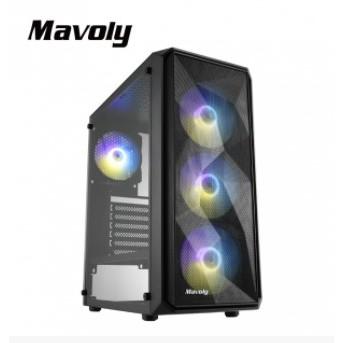 光華商店㊣【快速出貨】客製化 電腦主機 AMD 5600X 高配GTX1660TI超頻版 加碼RGB機殼