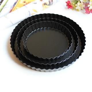 不沾4吋6吋8吋9吋活底菊花派盤 披薩盤 蛋糕烤盤 烘焙蛋糕模具