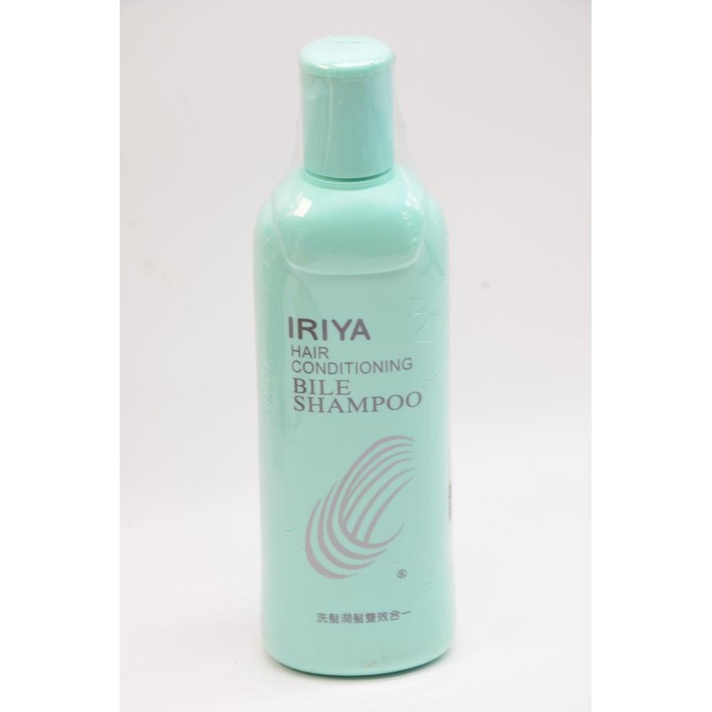 *德馨美容*台灣製 IRIYA 伊儷雅 胆汁 洗髮乳 500g 雙效合一洗髮精 洗髮潤髮 膽汁洗髮 頭髮潤髮 洗髮精