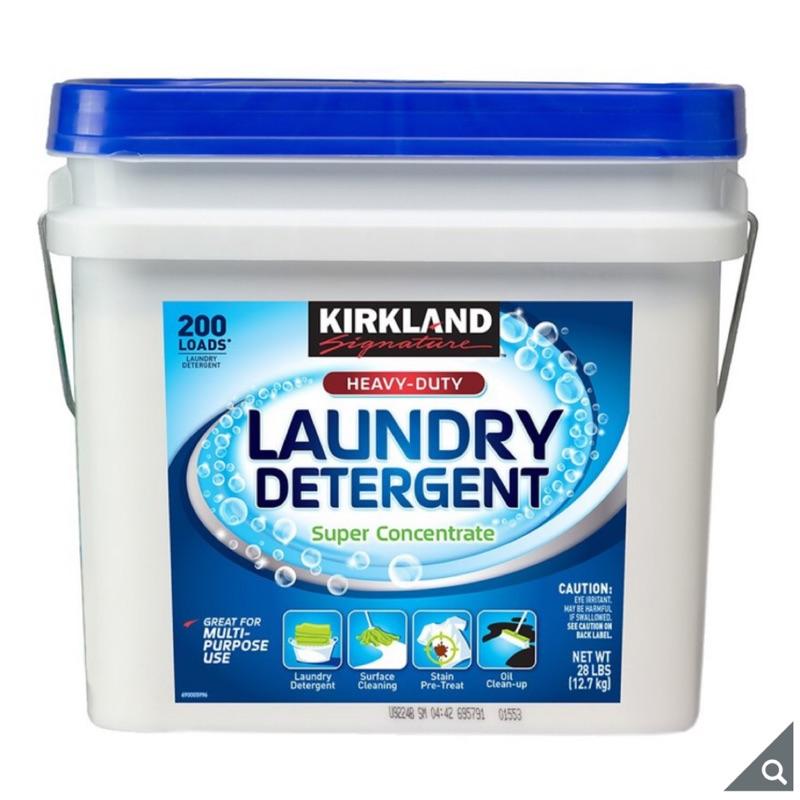 (宅配免運)洗衣粉 好市多代購 Kirkland Signature 科克蘭 專業級濃縮洗衣粉 洗衣精