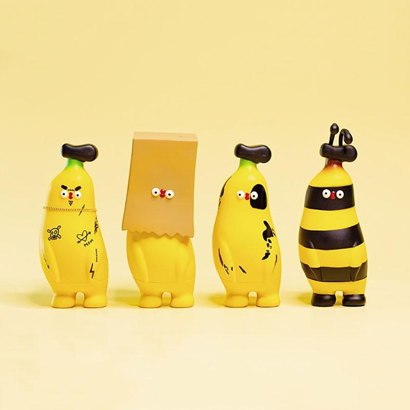 ♣可選款♣ Flabjacks Banana Boo 香蕉 盲盒 盒玩 食玩 潮流 公仔 潮玩 盲抽 交換禮物 桌面擺件