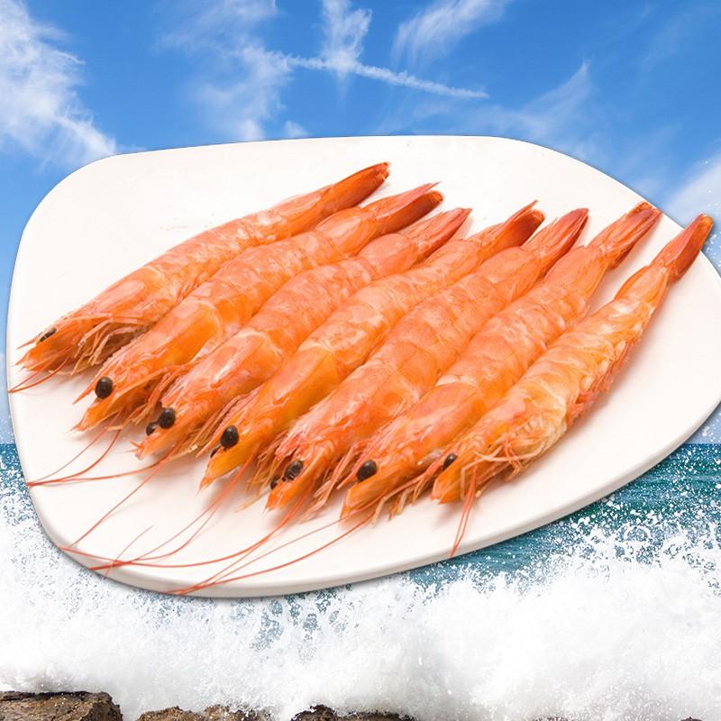 【馬姐漁舖】熟白蝦 1kg