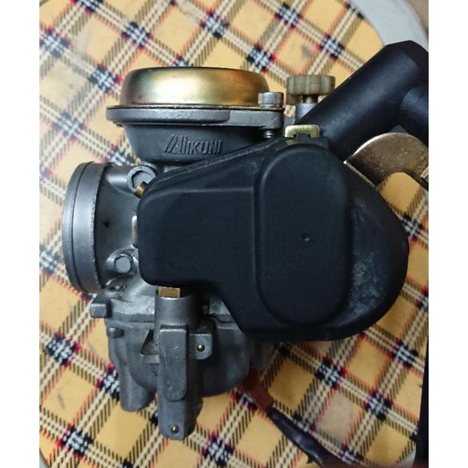 三國 MIKUNI 化油器 BS26 4TE 風光 新迅光 前拉式適用