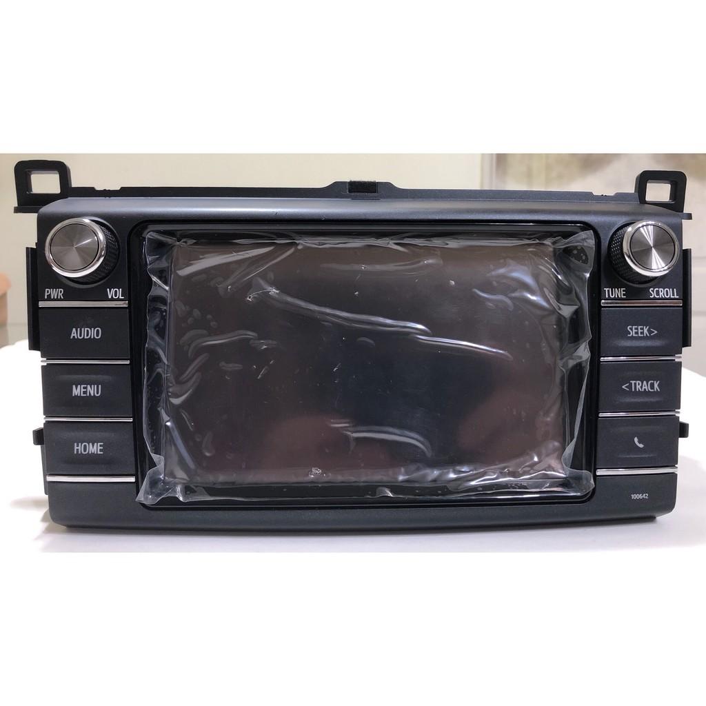 TOYOTA RAV4 原廠8吋富士通觸控音響主機 適用(2013-2016款)