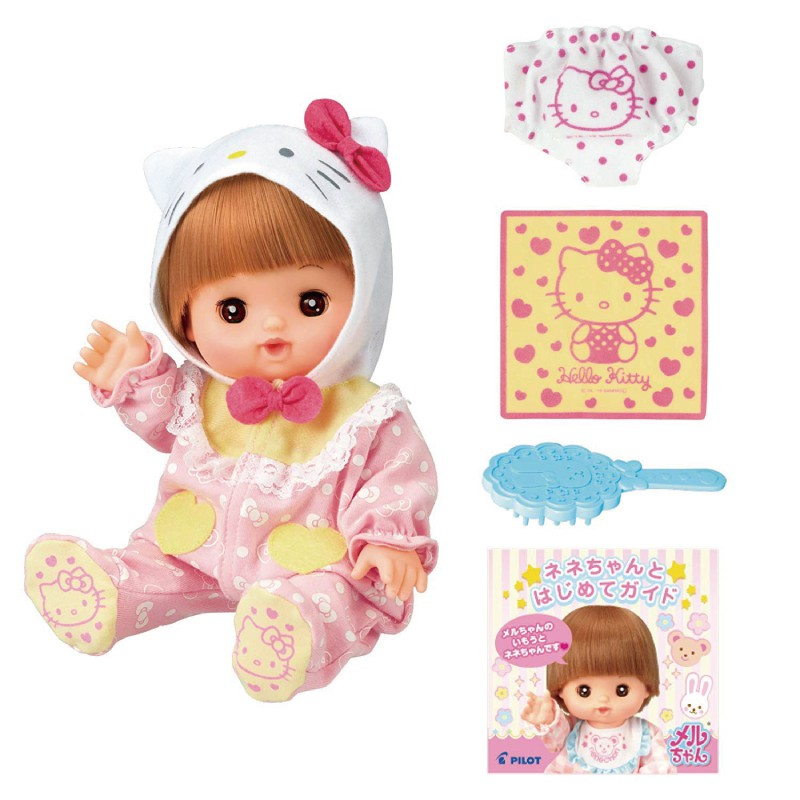 小美樂娃娃 Hello Kitty小奈娃娃凱蒂貓 玩具反斗城