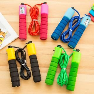花露米 預購 可調繩長 兒童計數跳繩 中小學生比賽跳繩 大人小孩傳統運動健身 玩具批發 海綿握把彈性繩 長高利器 新北市