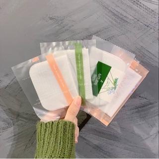 Dvz'朵色🌸試用包 沾水卸妝棉(一包兩片)、素顏霜、BB霜 高雄市