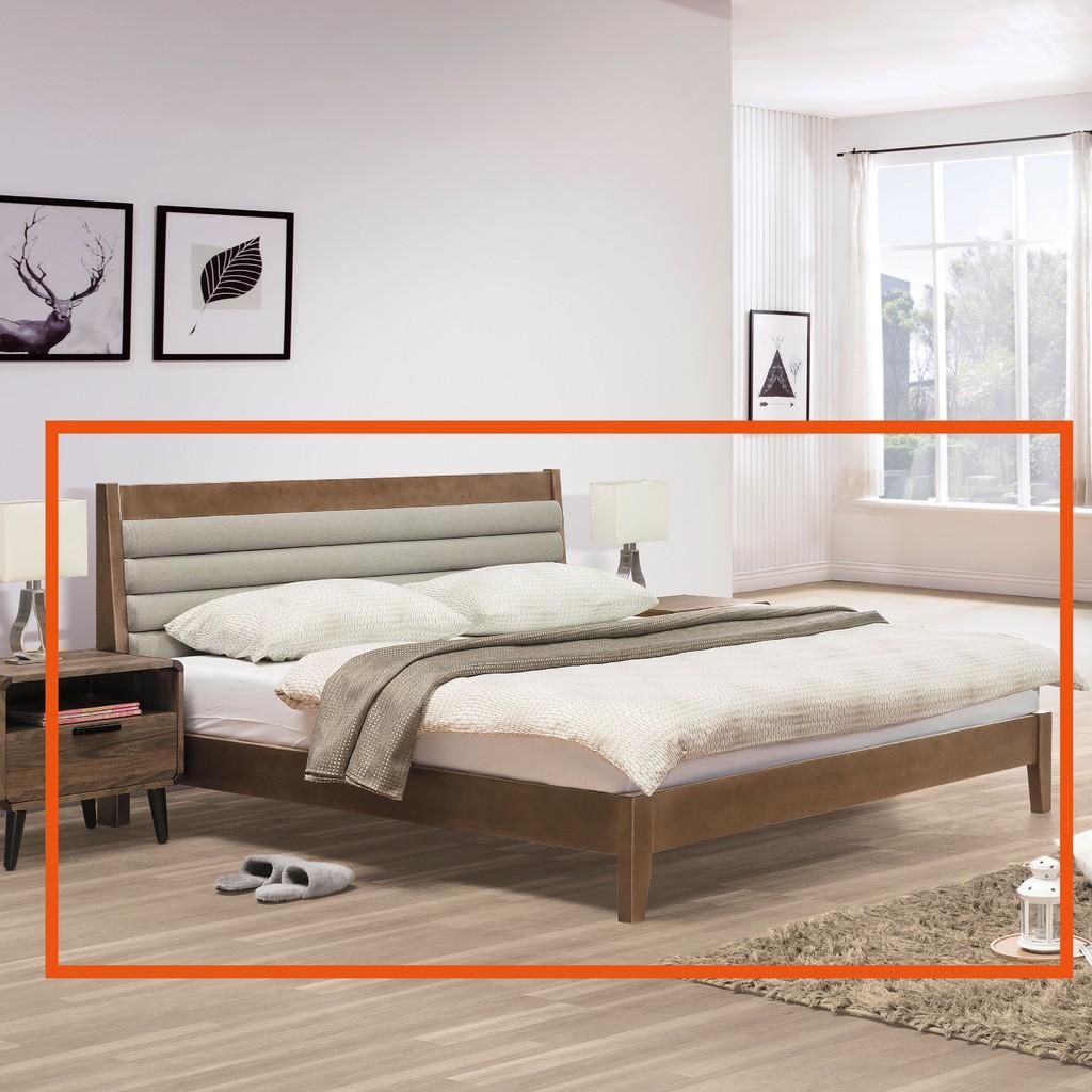 【151cm床架-B95-01】 床底 單人床架 高腳床組 抽屜收納 臥房床組 【金滿屋】