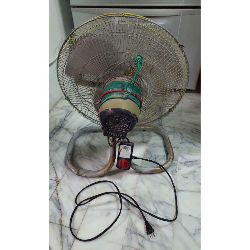 二手工業用電風扇 三段式