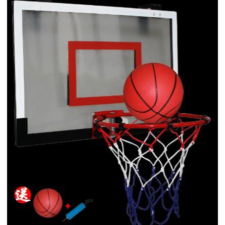 【熱賣推薦】籃球框家用兒童升降籃球框室內成人投籃器壁掛式籃球架